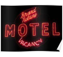 Grand Tulane Motel Poster