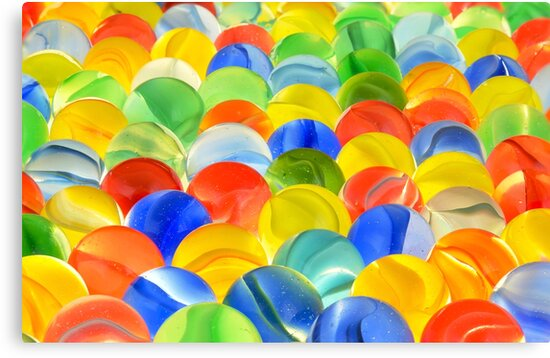Marbles by Jim  Hughes