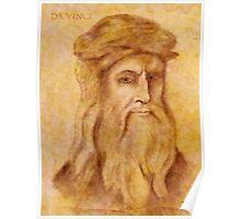 da Vinci Poster