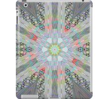 Glitch Kaleidoscope #2 iPad Case/Skin