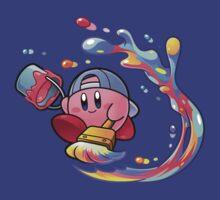 Kirby Painter by Hunter-Blaze