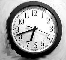 Fog Machine Clock by Drockja