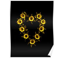 Daffodil / Jonquil ~ Narcissus in Love Poster