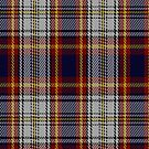 02189 Burnt Butterscotch, (Unidentified #11) Tartan Fabric Print Iphone Case by Detnecs2013