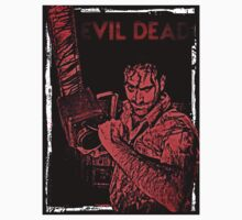 EVIL DEAD STICKER 1 by ARENA PIX