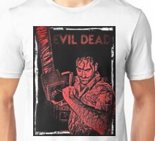 EVIL DEAD STICKER 1 Unisex T-Shirt
