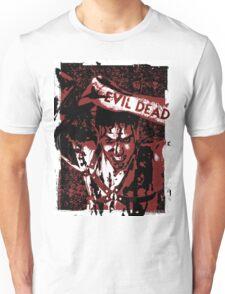 EVIL DEAD STICKER 2 Unisex T-Shirt