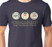 Peep Show – Lovely Hug in a Mug Unisex T-Shirt
