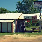 Happy Junction in Garrison, Texas by Morgana Horn