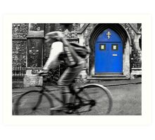 Cycle of Passing Religion Art Print