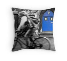 Cycle of Passing Religion Throw Pillow