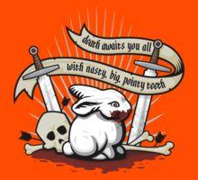 The Rabbit of Caerbannog Kids Clothes