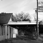 Old Grocery Store in Looneyville, Texas by Morgana Horn