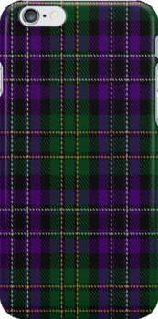 02210 Pringle Passion, (Unidentified #32) Tartan Fabric Print Iphone Case by Detnecs2013