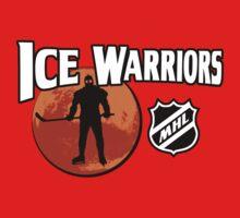 Ice Warriors - Martian Hockey League Baby Tee