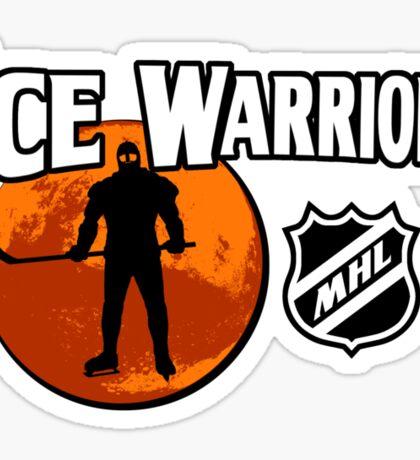 Ice Warriors - Martian Hockey League Sticker