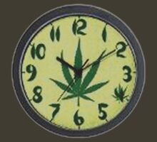 420 Clock by Cameron94