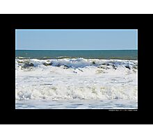 Atlantic Ocean - Hampton Bays, New York  Photographic Print