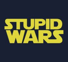 Stupid Wars by Ryan Jay Cruz