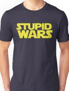 Stupid Wars Unisex T-Shirt