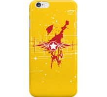 Splatter Wings iPhone Case/Skin