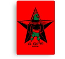 El Slotho Canvas Print