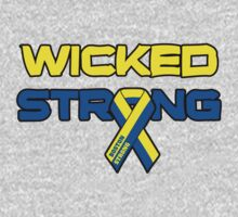 Wicked Strong by HelloSteffy