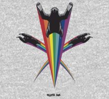 Sloth Rainbow by Slothsy