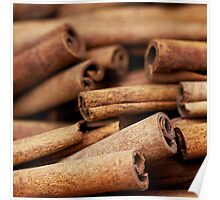 Cinnamon Poster