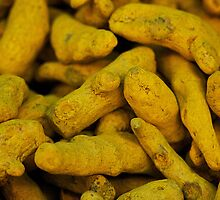 Tumeric by Natasha Davies-Walke