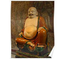 The Laughing Buddha Poster