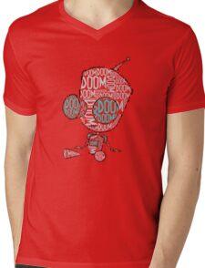 Doom Doom Doom - Gir (Filled in) Mens V-Neck T-Shirt