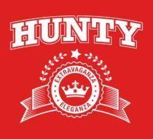 Hunty T-Shirt One Piece - Short Sleeve