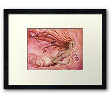 Goddess of Transformation Framed Print