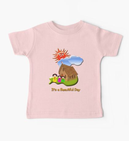 It's a Beautiful Day T-shirt Baby Tee