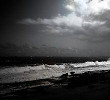 Puerto Rico Shoreline by designingjudy