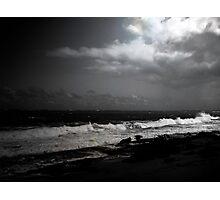 Puerto Rico Shoreline Photographic Print