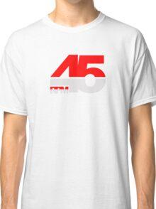 45 RPM - DJ Music Vinyl Classic T-Shirt
