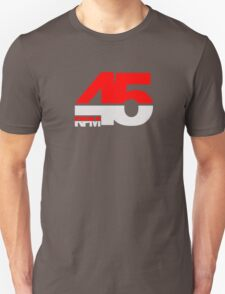 45 RPM - DJ Music Vinyl T-Shirt