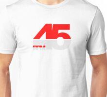 45 RPM - DJ Music Vinyl Unisex T-Shirt