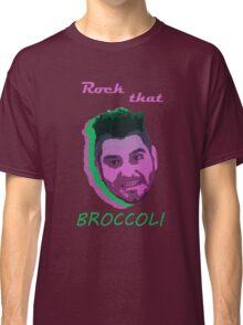 Rock. That. Broc. Classic T-Shirt