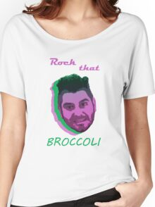 Rock. That. Broc. Women's Relaxed Fit T-Shirt