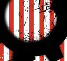 American Gear Sticker