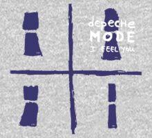Depeche Mode I Feel You  by AimLamb