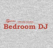 Bedroom DJ - Music Official Kids Tee