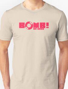 Bomb Da Bomb - Vinyl Music T-Shirt