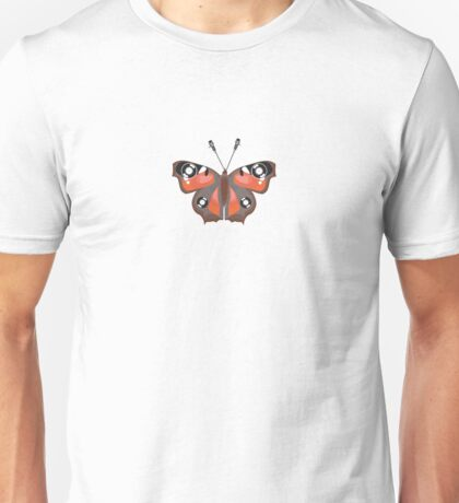 Butterfly Vinyl - Music Insect Unisex T-Shirt