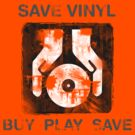 Save Vinyl - Record DJ Music by HOTDJGEAR