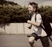 Schools Out by Nicola Smith