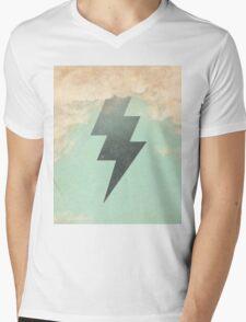 Bolt from the blue Mens V-Neck T-Shirt